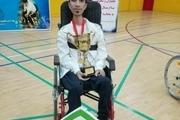 ورزشکار معلول زنجان در دل خاک آرام گرفت