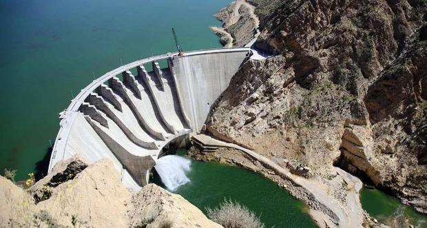 رها سازی آب سد سلمان، روستاها را تهدید نمی کند