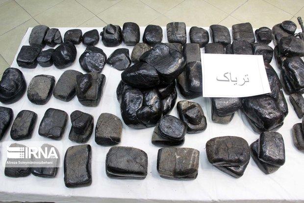 ۳۰۰ کیلوگرم تریاک در اصفهان کشف شد