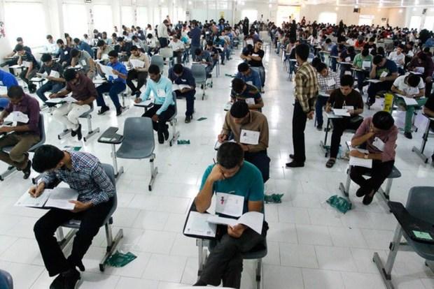 آزمون 11 هزار داوطلب کنکور در دانشگاه ارومیه برگزار می شود