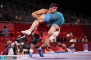 نتایج امروز کشتیگیران ایران در المپیک 2020 توکیو| حسن یزدانی نفس مرد ازبک را گرفت! +عکس