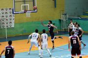 بسکتبال قزوین در خانه بازی را واگذار کرد