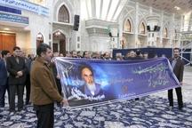 تجدید میثاق مدیران و کارکنان سازمان ثبت احوال کشور با آرمان های امام راحل
