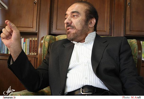 بشارتی: به امام گفتم که ما در این جنگ پیروزیم