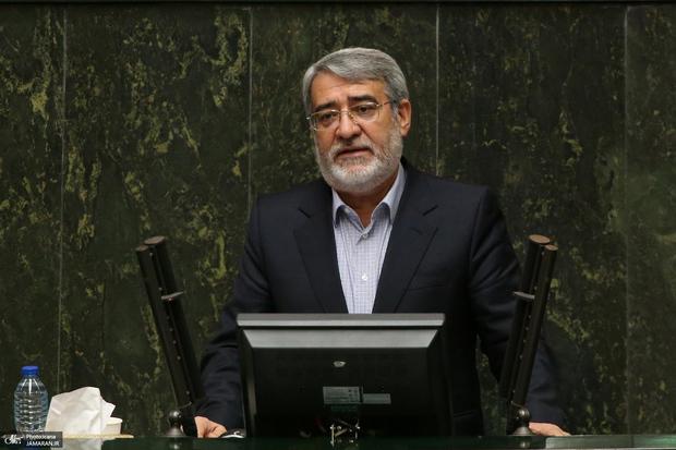 وزیر کشور هفته آینده برای پاسخگویی درباره انتخابات 1400 به مجلس میرود