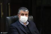 وزیر راه به خاطر کرونا قید افتتاح نمایشگاه را زد