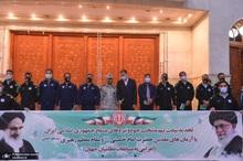 تجدید میثاق تیم جودو نیروهای مسلح با آرمان های حضرت امام خمینی