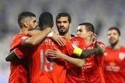 پیروزی قاطع الدحیل با علی کریمی/ السد بدون شکست قهرمان شد