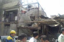 انفجار لوله گاز در تهرانپارس یک کشته و 5 مصدوم برجای گذاشت