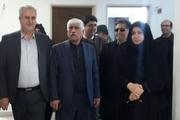 ۳۷ میلیارد ریال طرح آب و فاضلاب در بستان آباد بهره برداری شد