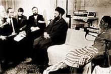 ادواردشوارد نادزه: ملاقات با امام خمینی(س) واقعهای مهم در زندگی سیاسی من است