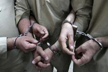 سارقان صرافی گرگان دستگیر شدند