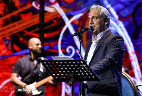 خواندن ترانه های پیش از انقلاب برای مهران مدیری آزاد است؟