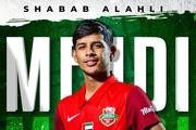 قایدی بهترین بازیکن هفته لیگ امارات شد+عکس