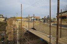 استمرار مرمت پل تاریخی آق قلا ماه آینده آماده تردد شهروندان