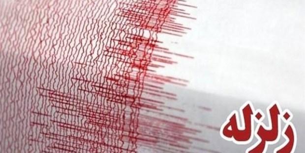 زلزله 4.3 ریشتری در فاریاب