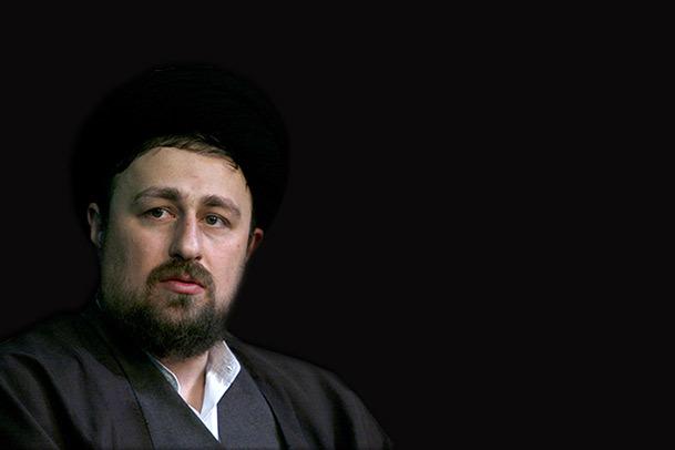 پیام تسلیت سید حسن خمینی در پی درگذشت بانو سیده فاطمه خاتمی