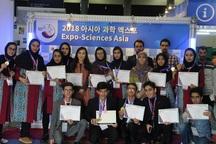 دانش آموز خویی مدال طلای جشنواره اختراع کره جنوبی را کسب کرد