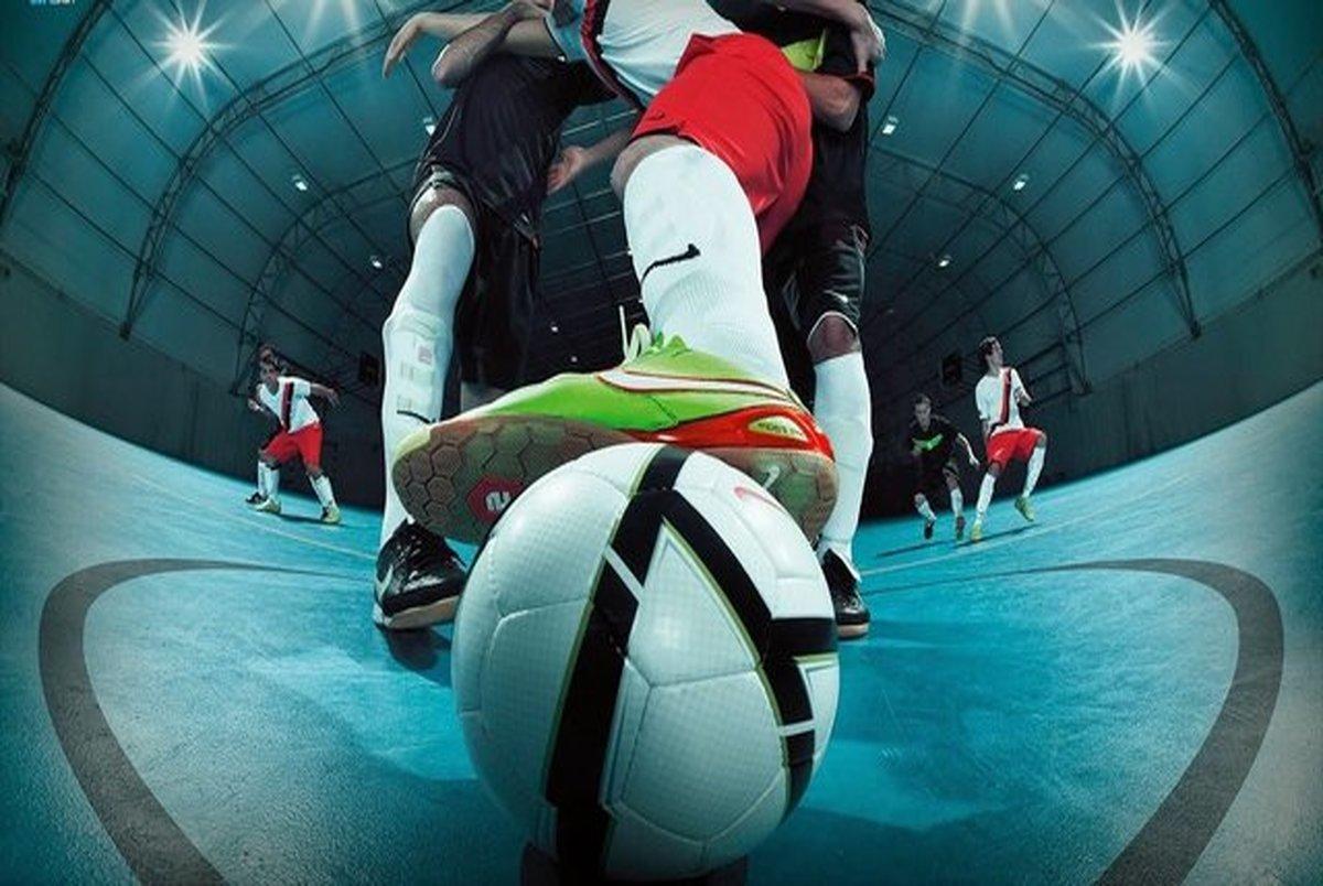 جشنواره گل تیم ملی فوتسال این بار مقابل تاجیکستان