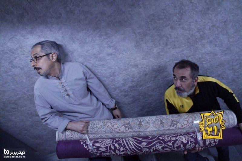 پخش سریالی با حضور دو کمدی قدیمی از شبکه 3