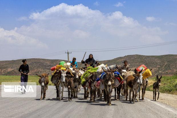 عشایر بوشهر به قشلاق آمدند