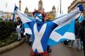 بیشتر اسکاتلندی استقلال از انگلیس را تأیید می کنند