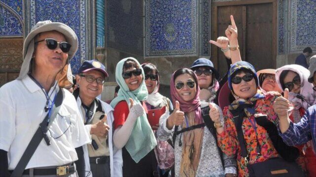 سه هزار گردشگر خارجی وارد کرمان شدند