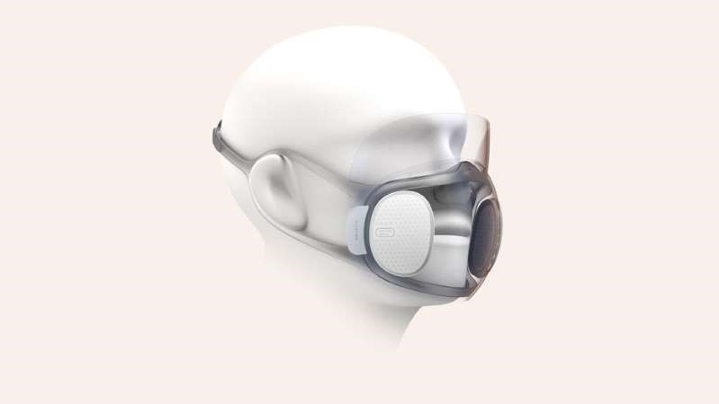 ماسکهای شفاف