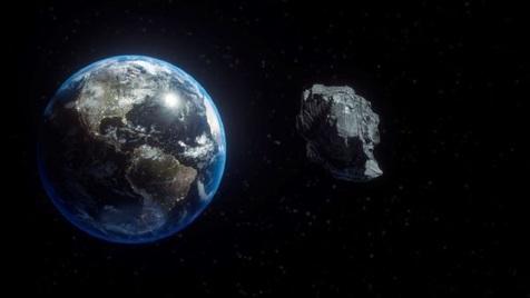 عبور سیارکی خطرناک از کنار زمین در ماه آینده
