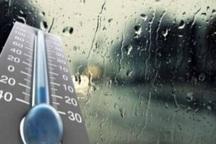 بارندگی پراکنده و ابرناکی آسمان گیلان تا فردا