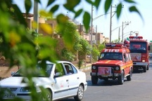 وقوع حادثه ها در آران و بیدگل 2 کشته و 117 آسیب دیده به جا گذاشت