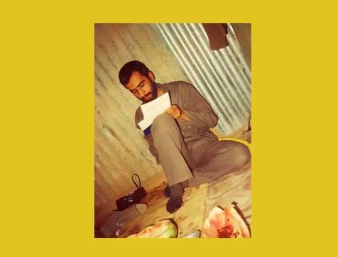 درخواست سید برای گذاشتن عکس امام بر سر مزارش
