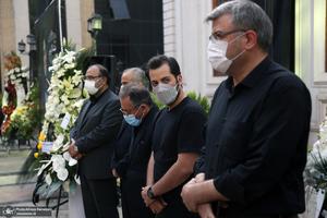 مراسم بزرگداشت زندهیاد مهشاد کریمی خبرنگار فقید محیط زیست