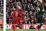 پیروزی لیورپول مقابل برنلی با درخشش فیرمینیو