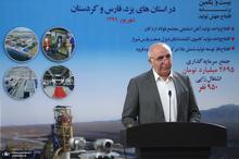 بهره برداری از طرحهای ملی وزارت صمت با حضور روحانی