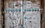تصاویری از درهای منحصر به فرد در دل تهران
