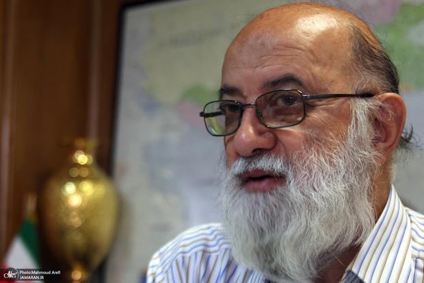 چمران دریافت نامه از سازمان بازرسی در مورد انتخاب زاکانی را تایید کرد + فیلم