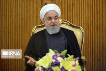 رییس جمهوری درگذشت پدر شهیدان سپهری را تسلیت گفت