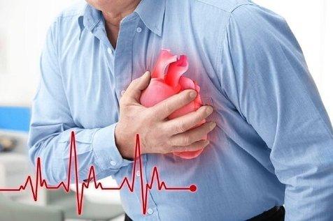 اثر چاقی همسران بر بیماری قلبی مردان