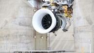 صدور مجوز پرواز برای بزرگترین موتور جت جهان