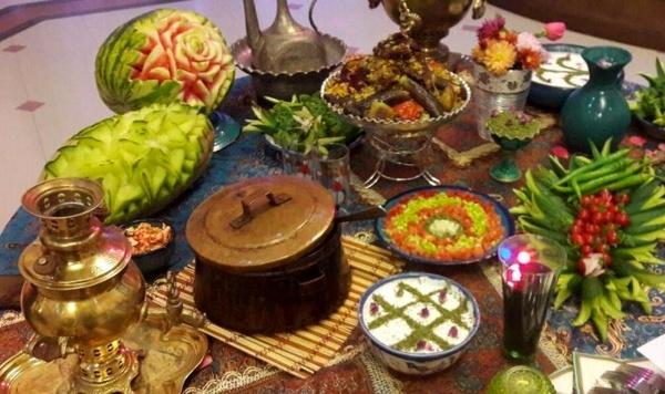 زنجان، میزبان چهاردهمین جشنواره ملی آش ایرانی