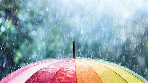 بارش شدید باران در استان های کشور