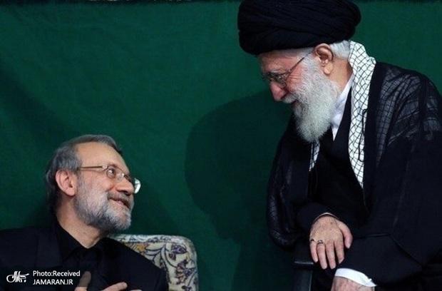 علی لاریجانی به رهبر معظم انقلاب نامه نوشت