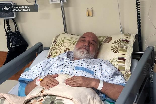 آخرین وضعیت مهدی کروبی پس از شکستگی مهره کمر و بستری شدن در بیمارستان