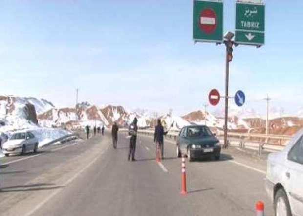 بزرگراه تبریز - اهر امسال زیر بار ترافیک می رود
