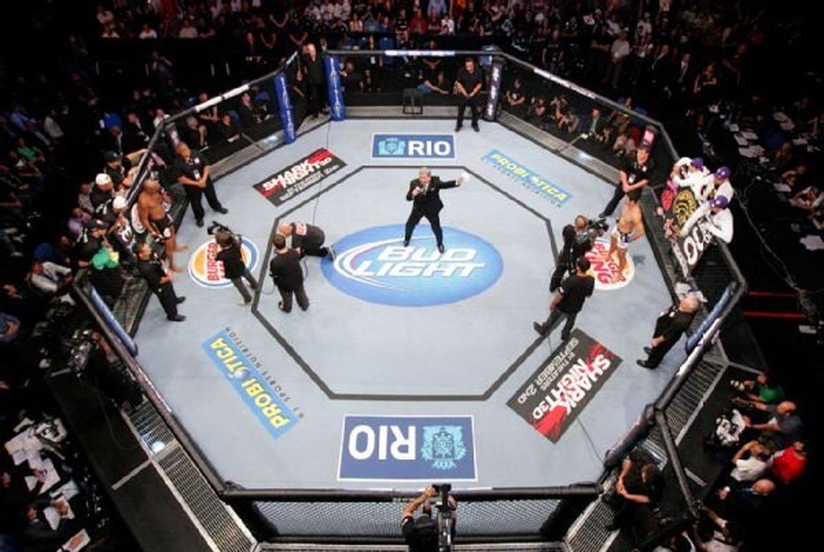 رشته رزمی MMA در ایران قانونی شد
