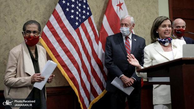 رای مثبت مجلس نمایندگان آمریکا به ایالت شدن واشنگتن