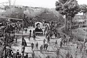 قیام یزدیها در دهم فروردین سبب سرعت پیروزی انقلاب شد