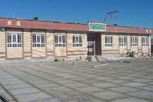 مدرسه بنیاد برکت در روستای فراشیان جغتای افتتاح شد