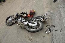 2 راکب موتورسیکلت در تصادف رانندگی جاده دیواندره جان باختند